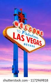 Welcome to Las Vegas Sign, Las Vegas, Nevada