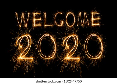 Welcome to 2020,Happy New Year 2020.
