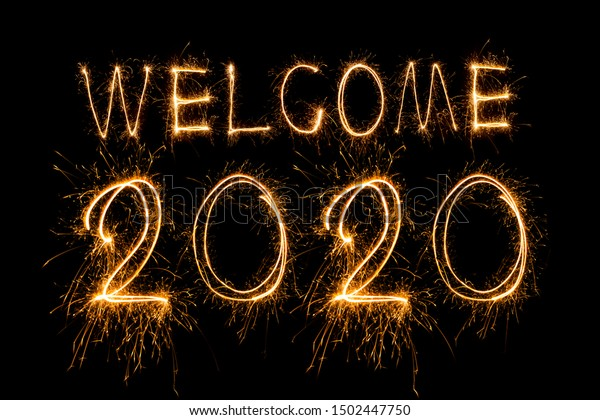 Welcome New Years 2020