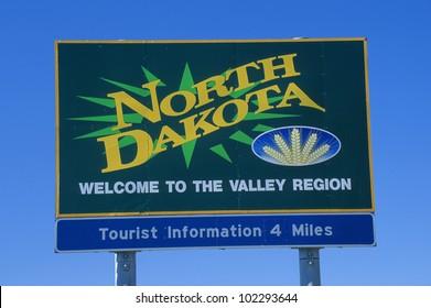 Welcome to North Dakota Sign