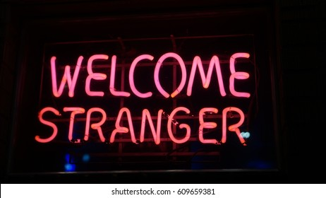 Welcome Stranger