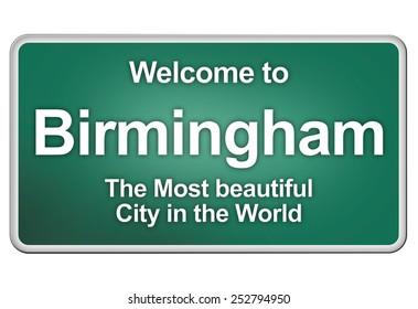 Welcome to us - Birmingham