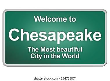 Welcome to us - Chesapeake