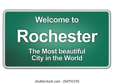 Welcome to us - Rochester