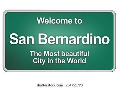 Welcome to us - San Bernardino