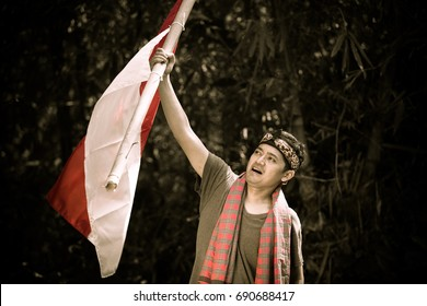 Welcoming Indonesian Independence Day