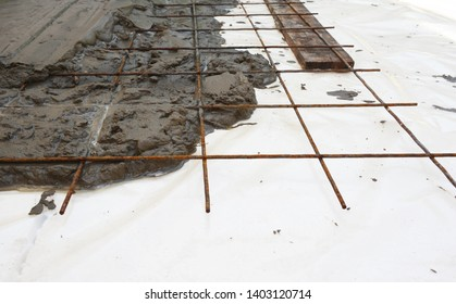 Wire Mesh Concrete Images, Stock Photos & Vectors | Shutterstock