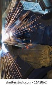 welder industrial