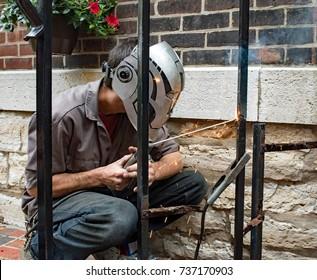 Welder Welding Repair