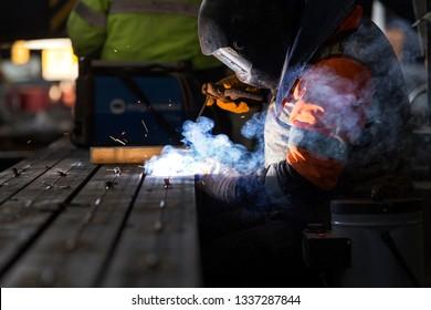 Stick Welding Images, Stock Photos & Vectors | Shutterstock