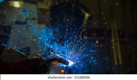 welding argon welding splatter repairman, lifestyles, light weld