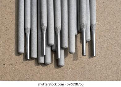 Welding electrode rods