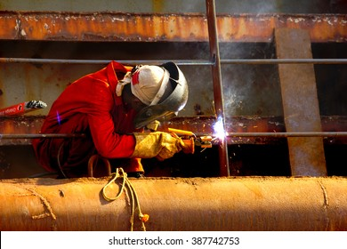 welding - Man at work,work in progress, safety measures in welding,safety in india