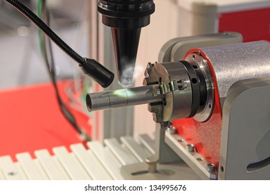 Welding of Thin Pipes Laser Beam