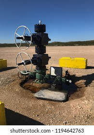 Wellhead Gate Valves On Shore