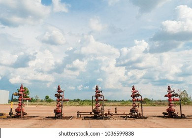 Wellhead oil and gas