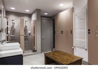Wellness bathroom