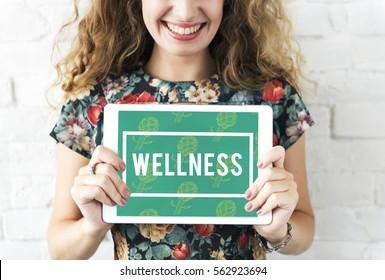 Wellness Lifestyle Refresh Flower