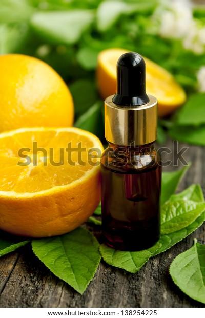 Wellness orange essence