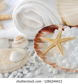 Wellness  Spa Sea Salt
