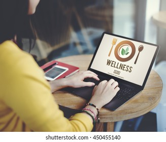 Wellness Wellbeing Health Lifestyle Concept