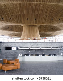 Welsh Assembly Building Lobby