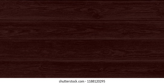 Wenge wood texture of pine boards.  Abstract dark brown wood pattern background. Wood table texture background top view.