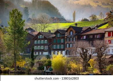Werdenberg Village, Buchs - St.Gallen