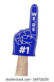 We're number 1 foam hand