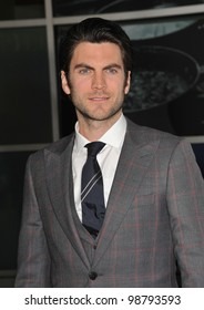 """Wes Bentley at the Los Angeles premiere of his new movie """"Gone"""" at the Arclight Theatre, Hollywood. February 21, 2012  Los Angeles, CA Picture: Paul Smith / Featureflash"""