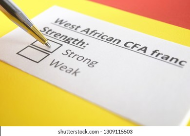 West African CFA franc Strength: Strong or weak?