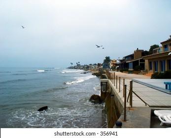 West Coast Beach Houses