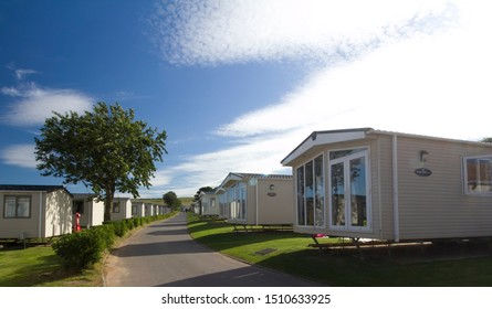 West country caravan holiday park