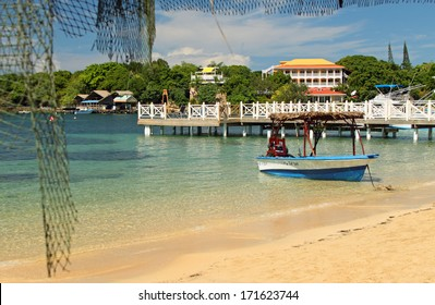 West End Beach, Roatan, Honduras