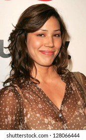 WEST HOLLYWOOD - AUGUST 10: Michaela Conlin at the Lucky Magazine LA Shopping Guide Party August 10, 2006 in Milk, West Hollywood, CA.