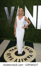 WEST HOLLYWOOD, CA - FEB 24: Kelly Lynch at the Vanity Fair Oscar Party at Sunset Tower on February 24, 2013 in West Hollywood, California
