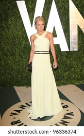 WEST HOLLYWOOD, CA - FEB 26: Kelly Ripa at the Vanity Fair Oscar Party at Sunset Tower on February 26, 2012 in West Hollywood, California.