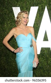 WEST HOLLYWOOD, CA - FEB 26: Missi Pyle at the Vanity Fair Oscar Party at Sunset Tower on February 26, 2012 in West Hollywood, California.