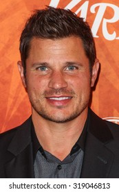 WEST HOLLYWOOD, CA/USA -  SEPTEMBER  18  2015: Nick Lachey attends the Variety and Women in Film Annual Pre-Emmy Celebration.