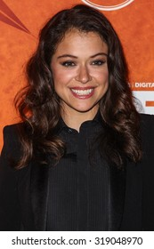 WEST HOLLYWOOD, CA/USA -  SEPTEMBER  18  2015: Tatiana Maslany attends the Variety and Women in Film Annual Pre-Emmy Celebration.