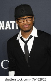 WEST HOLLYWOOD - FEB 13:  Ne-Yo at the Gucci and RocNation Pre-GRAMMY Brunch in West Hollywood, California on February 13, 2011.