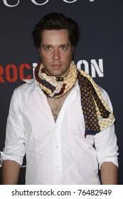 WEST HOLLYWOOD - FEB 13:  Rufus Wainwright at the Gucci and RocNation Pre-GRAMMY Brunch in West Hollywood, California on February 13, 2011.