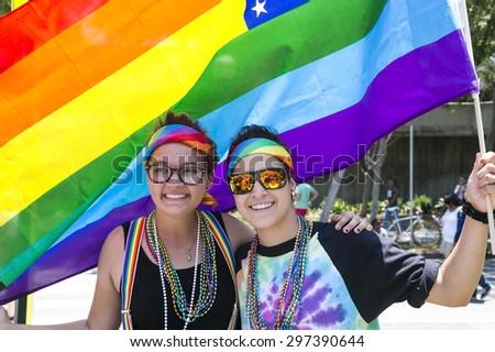 Los angeles lesbian community