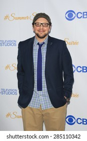 WEST HOLLYWOOD - MAY 18: Austin Basis at the CBS Television Studios 3rd Annual Summer Soiree Party held at The London Hotel on May 18, 2015 in West Hollywood, California