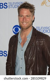 WEST HOLLYWOOD - MAY 18: Jake McDorman at the CBS Television Studios 3rd Annual Summer Soiree Party held at The London Hotel on May 18, 2015 in West Hollywood, California