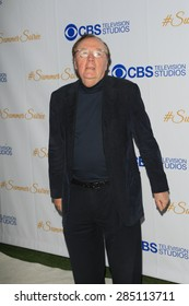 WEST HOLLYWOOD - MAY 18: James Patterson at the CBS Television Studios 3rd Annual Summer Soiree Party held at The London Hotel on May 18, 2015 in West Hollywood, California