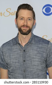 WEST HOLLYWOOD - MAY 18: Rob Kerkovich at the CBS Television Studios 3rd Annual Summer Soiree Party held at The London Hotel on May 18, 2015 in West Hollywood, California