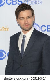 WEST HOLLYWOOD - MAY 18: Torrance Coombs at the CBS Television Studios 3rd Annual Summer Soiree Party held at The London Hotel on May 18, 2015 in West Hollywood, California