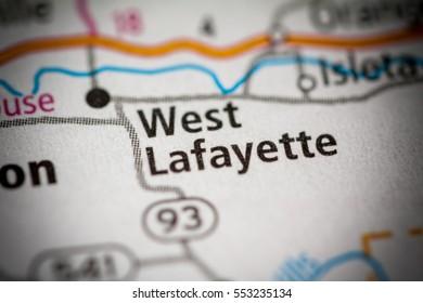 West Lafayette. Ohio. USA