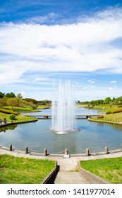 West lake in Hitachi seaside park
